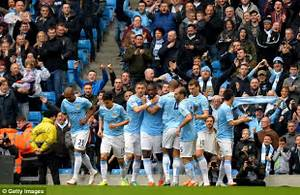 Man City 4-1 Southampton - match report: Pellegrini's men ...