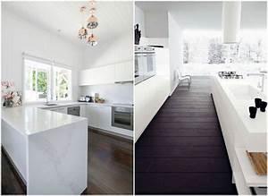 Dunkler Boden Weiße Sockelleisten : die besten 25 dunkler holzboden ideen auf pinterest schlafzimmer holzboden dunkler ~ Markanthonyermac.com Haus und Dekorationen