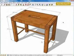 Möbel Zeichnen Programm Kostenlos : sketchup die grundlagen youtube ~ Markanthonyermac.com Haus und Dekorationen