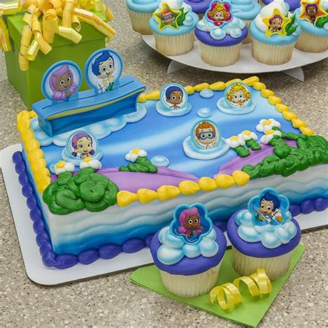 hockey decoset 174 cake topper guppies cake guppies and guppy