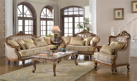 Fontaine Traditional Living Room Set Sofa Love Seat Chair Dining Room Chair Dimensions Contemporary Lighting For Chinese Furniture Rustic Decorating Ideas What Is The Average Size Of A Small Spaces Comfortable Sets Design Table