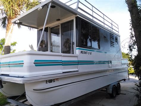 Catamaran Houseboat For Sale by Catamaran Cruiser Lil Hobo 2000 For Sale For 10 000