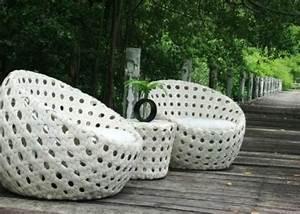 Outdoor Möbel Rattan : 45 outdoor rattanm bel modernes gartenm bel set und lounge sessel ~ Markanthonyermac.com Haus und Dekorationen