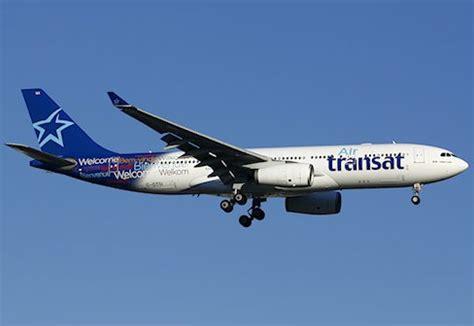 d 233 routement cause passager d un avion de air transat