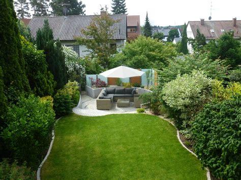 Wie Kann Ein Kleiner Garten Modern Gestaltet Werden