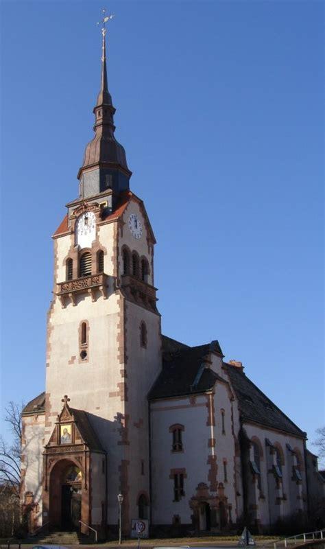 Paulgerhardtkirche Connewitz, Selneckerstraße Evluth