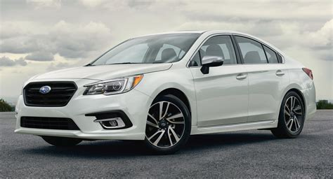 2019 Subaru Legacy And Outback Debut With Additional
