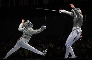 3-Time U.S. Olympic Medalist: Fencing Experience ...
