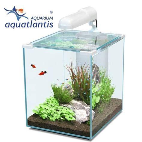 40 liter nano cube aquarium komplettset neu in karlsruhe fische aquaristik kaufen und