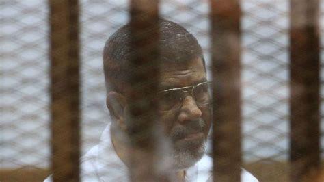 Egypte Une Enquête Vise Morsi Pour Livraison De Documents