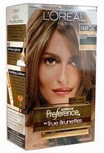 L'Oreal Preference Paris Couture Hair Color, 5CG Iced ...