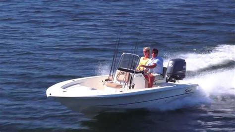 Videos Scout Boats by Scout Boats 177 Sportfish Youtube