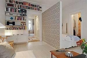 Mini Apartment Einrichten : einzimmerwohnung einrichten tolle und praktische einrichtungstipps wohnung pinterest ~ Markanthonyermac.com Haus und Dekorationen