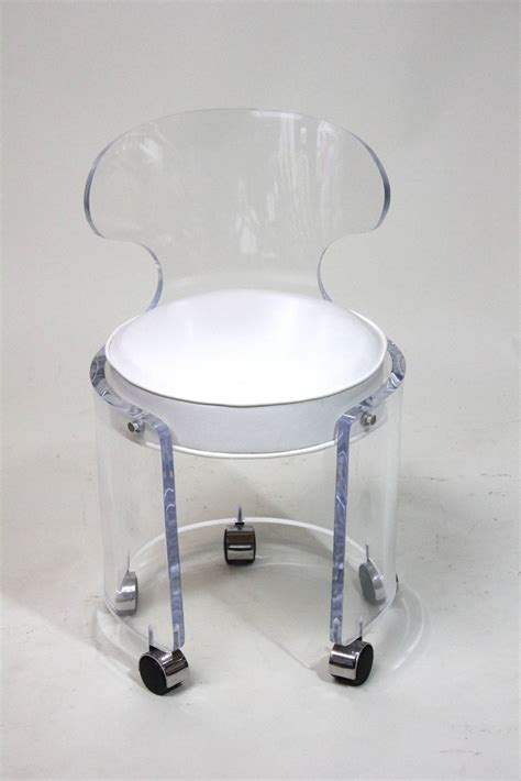 bathroom vanity chairs with casters onideas co