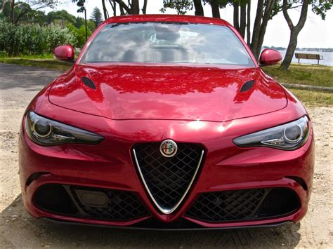 FIRST DRIVE Alfa Romeo Giulia Quadrifoglio  Italy at