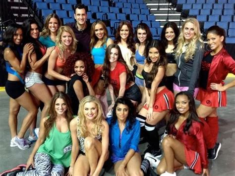 the cast of hit the floor on vh1 hit the floor