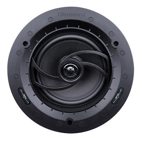 russound rsa 635 two way angled 6 5 quot acclaim thin bezel in ceiling speaker cyberselect