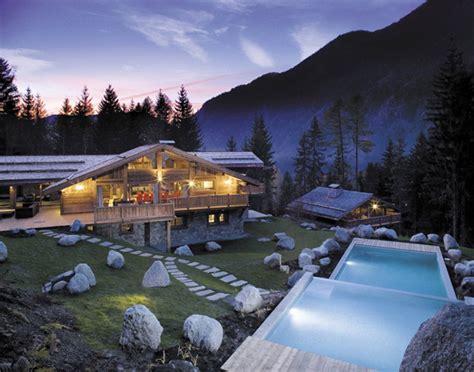 les chalets de luxe en europe ont le vent en poupe luxuryestate