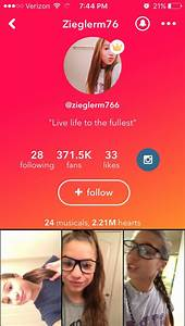 20 best images about Musical.ly on Pinterest | App, Follow ...