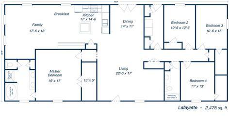 metal 40x60 homes floor plans our steel home floor plans