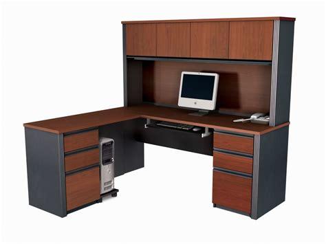 prestige executive desk kit in bordeaux graphite 99850