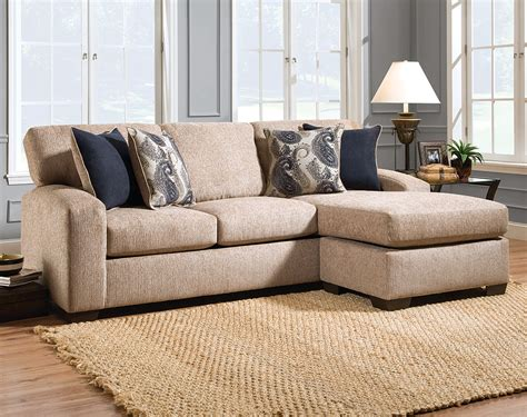 featured friday uptown almond two sectional sofa