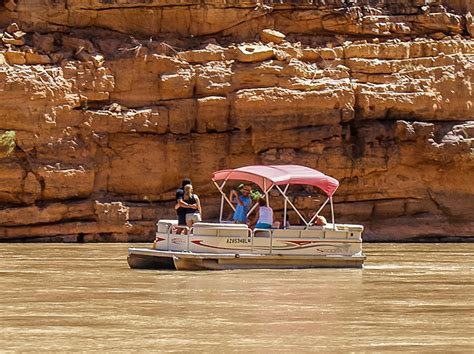 Boat Ride Grand Canyon South Rim by Grand Canyon Helicopter Ground Landing From Vegas