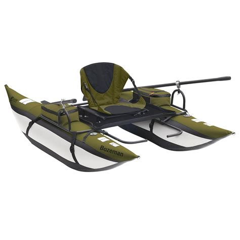 Inflatable Fishing Boat Accessories by Classic Accessories Bozeman Inflatable
