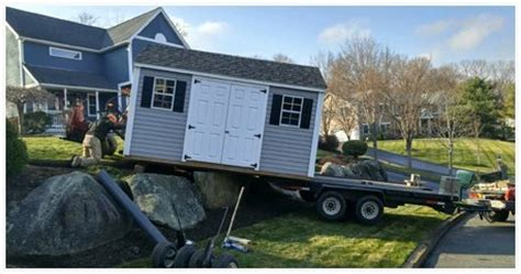 mule v shed mover move my shed shed moving services swansea ma