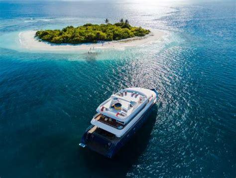 Catamaran Cruise Maldives by Sailboat Or Catamaran Cruise Maldives With Crew