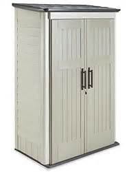 rubbermaid 174 slim jim storage shed 30 x 25 x 72 quot outdoor