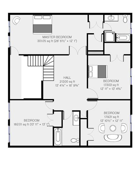 what is a split floor plan real estate real estate floor plans sles real estate layout sles