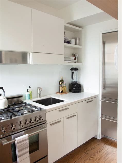 Small Modern Kitchen Design Ideas Hgtv Pictures & Tips