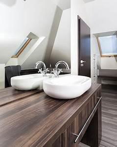 Kleine Küche Mit Schräge : wie wird aus einem kleinen badezimmer mit schr gen eine wellness oase thebetterdays ~ Markanthonyermac.com Haus und Dekorationen