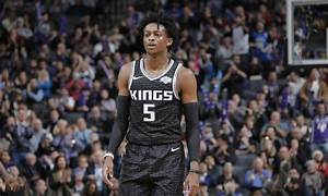Kings' De'Aaron Fox has a point in saying he's the fastest ...