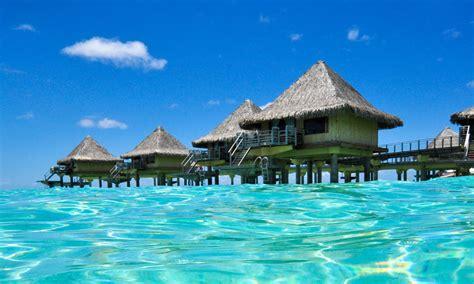 Intercontinental Bora Bora Le Moana Resort Tahiticom