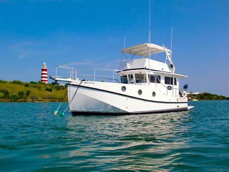 Catamaran Trawler Plans five affordable trawlers under 40 feet boats