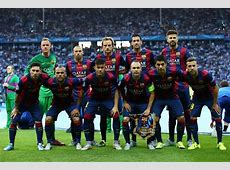 Juventus v FC Barcelona UEFA Champions League Final