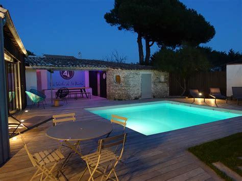 location de vacances le bois plage en re villa avec piscine n 176 0301 disponible