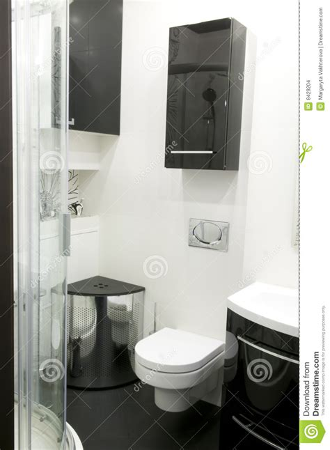 toilette moderne images stock image 8429204