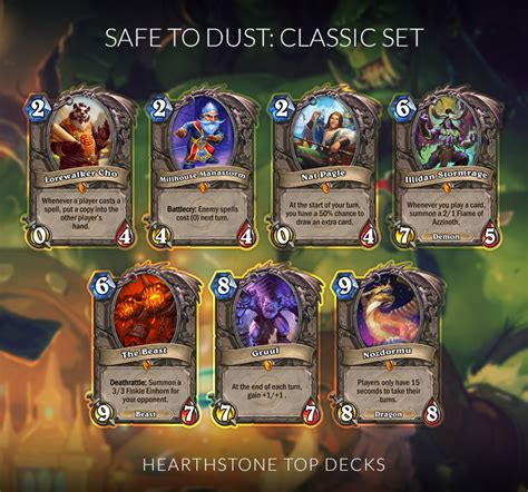 decks hearthstone august 2017 28 images chaman mid standard 2017 decks hearthstone decks