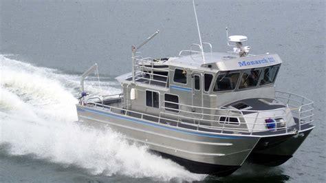 Used Power Catamaran Fishing Boats by Fishing Armstrong Marine Usa Inc