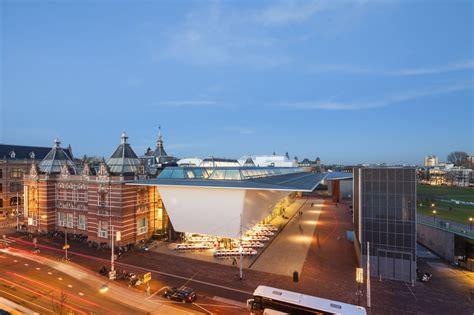 Museum Amsterdam Modern by Stedelijk Museum Amsterdam Benthem Crouwel Architects