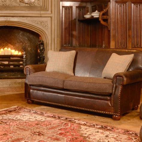 The Harris Tweed Sofa  Kāv Style
