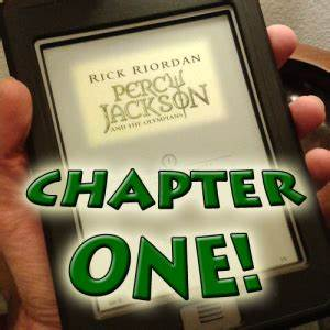 Michael Reads Percy Jackson: The Lightning Thief (Ch 1)