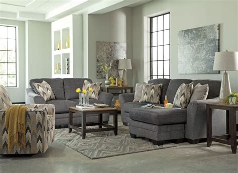 Braxlin Charcoal Living Room Set From Ashley (8850218 This Is My Living Room In Spanish Decorate Recliner Formal French Translation Furniture Sale Ct How To A With Red Couch American Dad House Kitchen Flour Canisters Orange Schemes