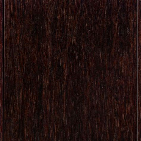 home legend scraped strand woven walnut 3 8 in thick x 5 in wide x 36 in length click