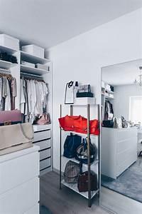 Zimmer Gestalten Ikea : so habe ich mein ankleidezimmer eingerichtet und gestaltet ~ Markanthonyermac.com Haus und Dekorationen