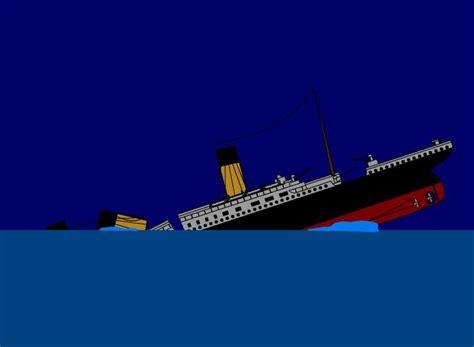 titanic sinking no 2 by bonjourmonami on deviantart
