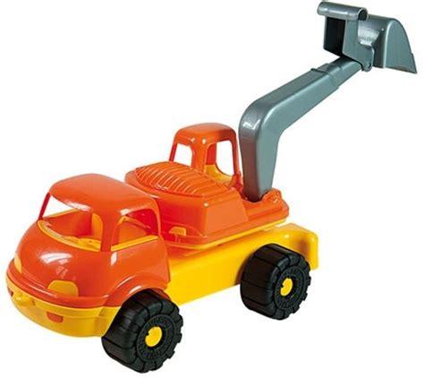 Speelgoed Bol by Bol Kraanwagen Zandbak Speelgoed